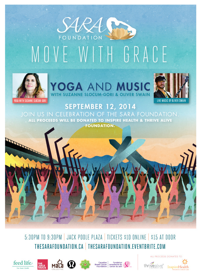 Move WIth Grace Event Poster